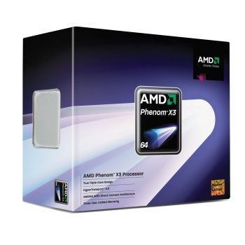 AMD Phenom X3 8750 (2400 Mhz - sAM2+)