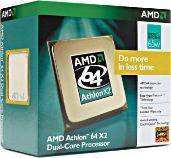 AMD Athlon 64 X2 6000+ (3100 Mhz - sAM2) BOX