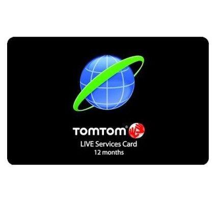 TomTom Carte prépayée Services LIVE 24 mois