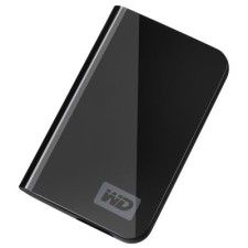 WD My Passport Essential 500Go (Black)