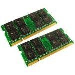 OCZ So-Dimm PC5400 DDR2 4Go (2x2Go)