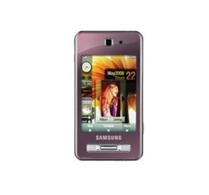 Samsung SGH-F480  Player Style (Rose)