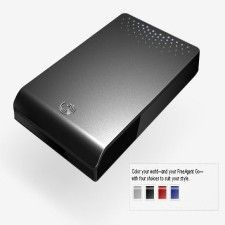 Seagate 1To USB2 FreeAgent Go (Black)