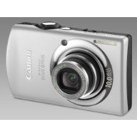 Canon Digital Ixus 870 IS (Silver)