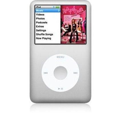 Apple iPod Classic 120Go (Silver)