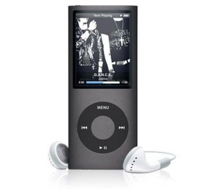 Apple iPod Nano 4G 8Go (Black)