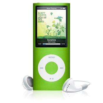 Apple iPod Nano 4G 8Go (Vert)