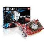 MSI Radeon R4670-2D512-D3