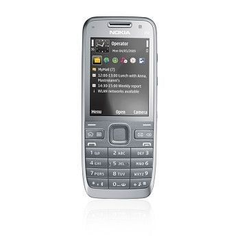 Nokia E52 (Silver)