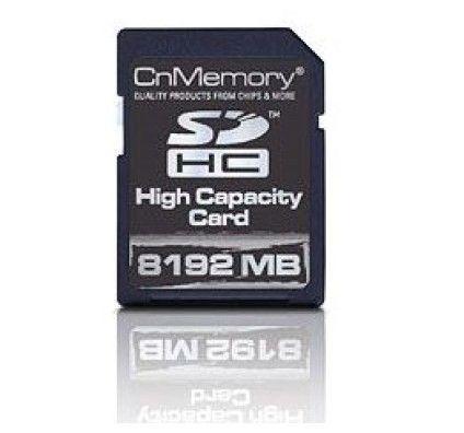 CnMemory SDHC 8Go Class4