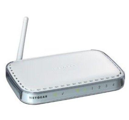 Netgear WGR614 Routeur Firewall sans fil 54 Mbp/s