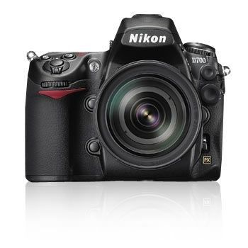 Nikon D700 Nu
