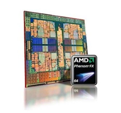 AMD Phenom X4 9650 (2300 Mhz - sAM2+)