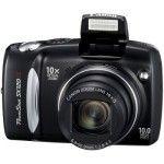 Canon PowerShot SX120 IS (Black)