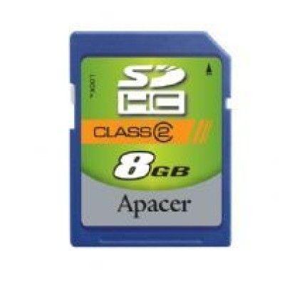 Apacer SDHC 8Go