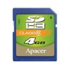 Apacer SDHC 8Go (Class 6)