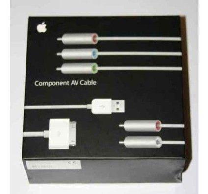 Apple câble composante pour iPod