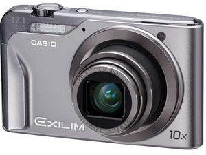 Casio Exilim EX-H10 (Silver)