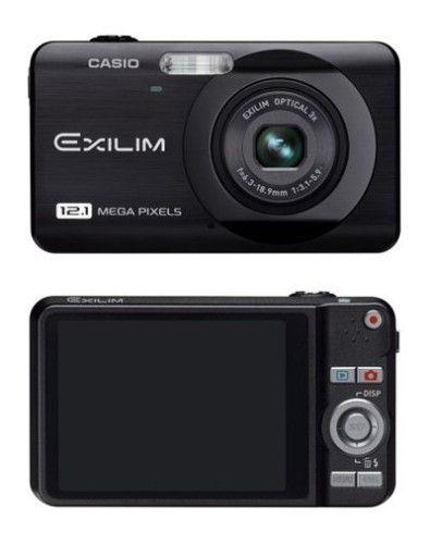 Casio Exilim EX-Z90 (Black)