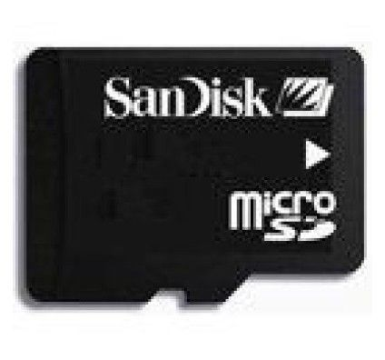 SanDisk Micro SDHC 8Go + MicroMate