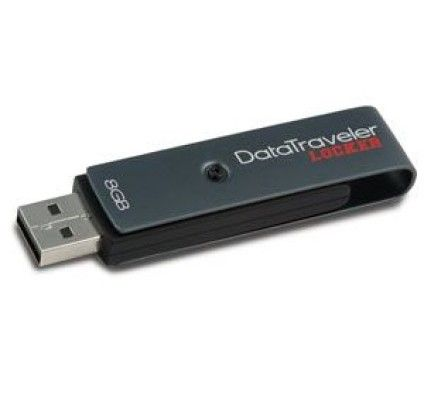 Kingston DataTraveler Locker 8Go