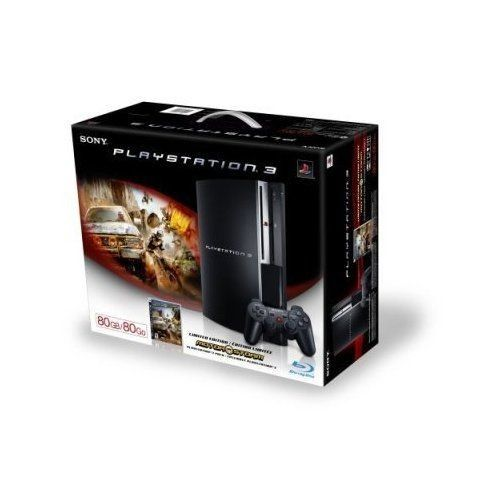 Sony Playstation 3 - Pack 80Go