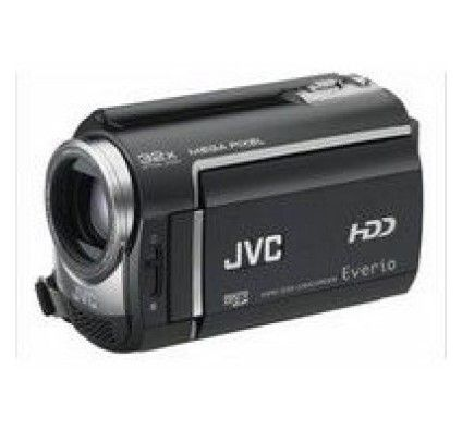 JVC Everio GZ-MG430 (black)