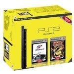 Sony Pack PStwo Noire + GT4 + Tekken 5