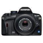 Olympus E-420 + Zuiko 25mm