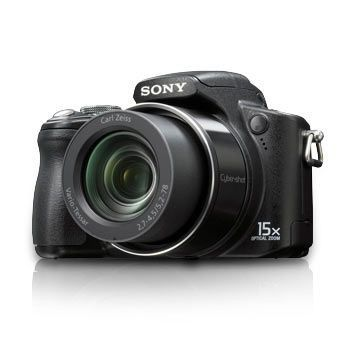 Sony Cyber-Shot DSC-H50 (Black)