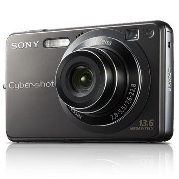Sony Cyber-Shot DSC-W300 (Black)