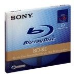 Sony BD-RE 50 Go - 2x (Boite CD x1)