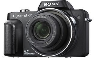 Sony Cyber-Shot DSC-H10 (Black)