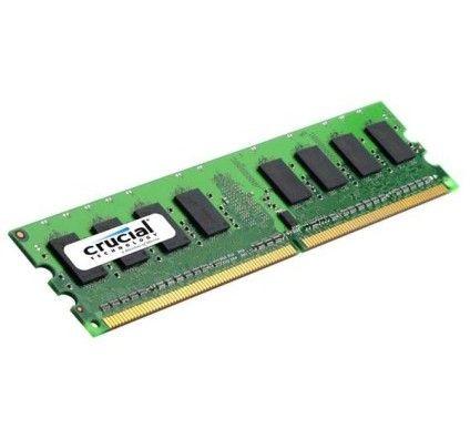 Crucial PC6400 1Go DDR2 CL6