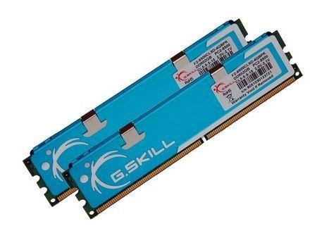 G.Skill PC8500 2Go DDR2 PK (2x1Go)