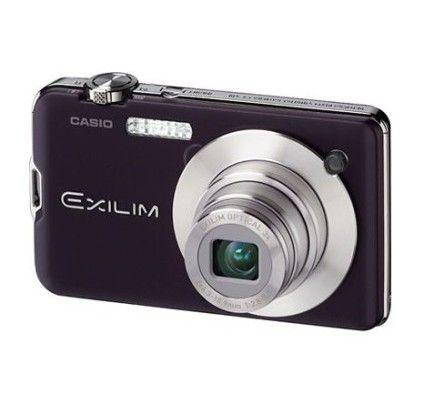 Casio Exilim EX-S10 (Silver)