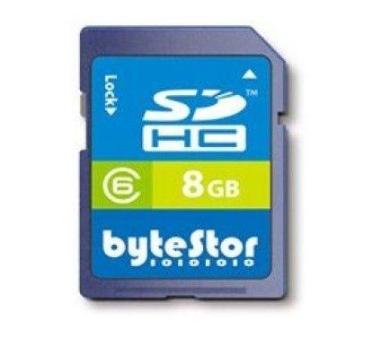 Bytestor SDHC 8Go (Class 6)
