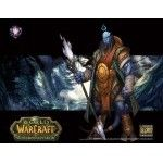 Compad Tapis World of Warcraft - Draenei