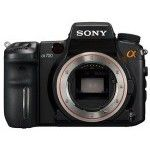 Sony DSLR-A700 Nu  (Black)