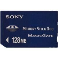 Sony Memory Stick Duo 128MO