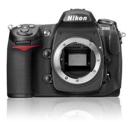 Nikon D300 Nu