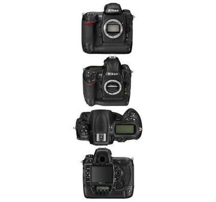 Nikon D3 Nu