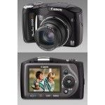 Canon PowerShot SX100 IS (Black)