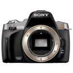 Sony DSLR-Alpha 330 (Black) Nu