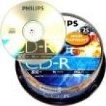 Philips CD-R 90mn - 52x (Spindle x25)
