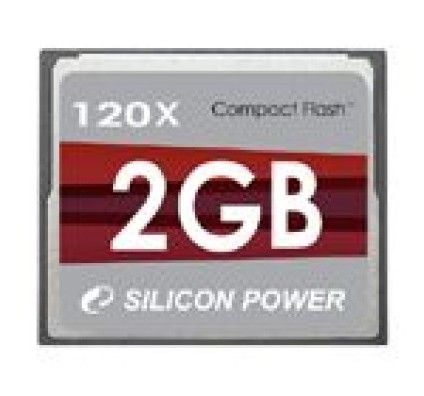 Silicon Power Compact Flash 2Go 120x