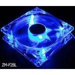 Zalman ZM-F2 Led Bleu