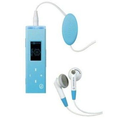 Samsung YP-U3JQL 2Go (Bleu)