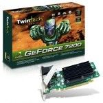 Twintech GeForce 7200 GS 256Mo
