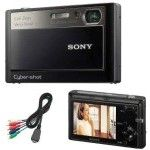 Sony Cyber-Shot DSC-T25 (Black)